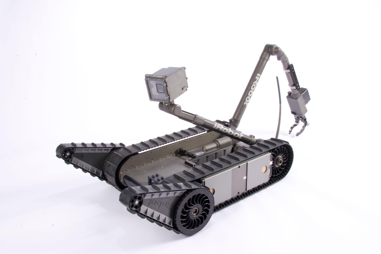 Packbot Slapphappe